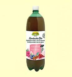 Bebida Kombucha Frutos Bosque Bio - Granovita - 1,5 litros