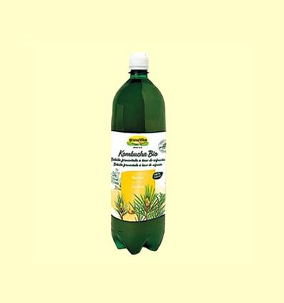 Bebida Kombucha Rooibos Bio - Granovita - 1,5 litros