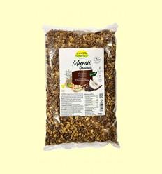 Muesli crujiente - chocolate - Granovita - 750 gramos