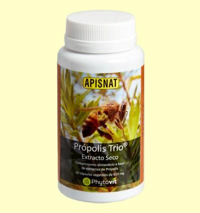 Apisnat Própolis Trio - Phytovit - 60 cap