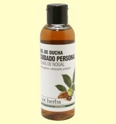 Gel de Ducha Cuidado Íntimo de Hojas de Nogal - Tot Herba - 100 ml