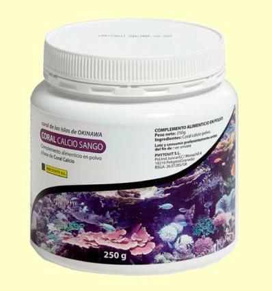 Coral Calcio Sagno - Phytovit - 250 gramos