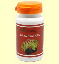 L-Arginina Plus - Redinat - 60 cápsulas