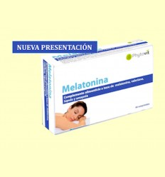 Melatonina - Phytovit - 60 comprimidos