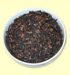 Té Negro Assam SF FTGFOP1 Greenwood - El Mundo del Té - 100 gramos