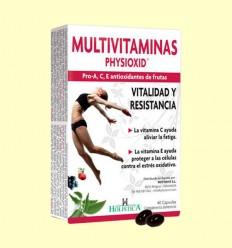 Physioxid Multivitaminas- Phytovit - 40 cápsulas