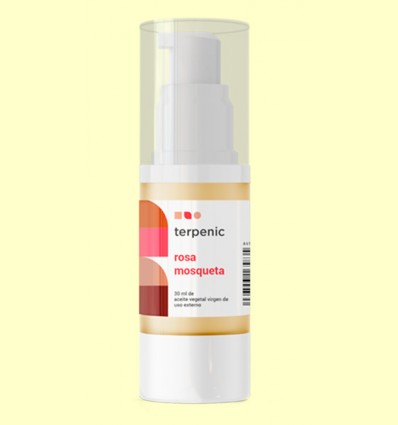 Aceite de Rosa Mosqueta Virgen - Terpenic Labs - 30 ml