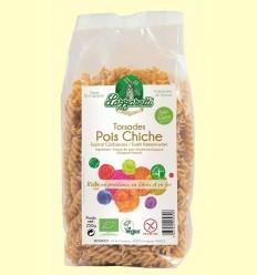 Pasta espirales de Garbanzos Bio - Lazzaretti - 250 gramos