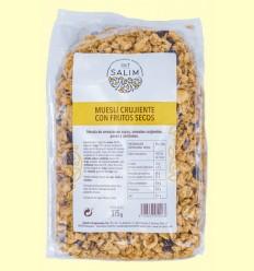 Muesli Crujiente con Frutos Secos - Int Salim - 375 gramos