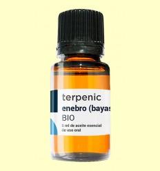 Aceite Esencial Ecológico de Enebro Bio - Terpenic Labs - 5 ml