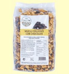 Muesli Crujiente con Chocolate - Int Salim - 375 gramos