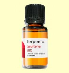Gaulteria Bio - Aceite Esencial Bio - Terpenic Labs - 10 ml
