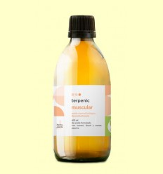 Aceite Muscular - Terpenic Labs - 500 ml