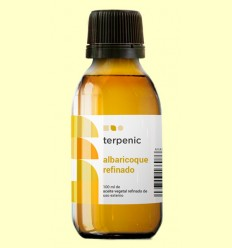 Aceite Vegetal de Albaricoque Refinado - Terpenic Labs - 100 ml