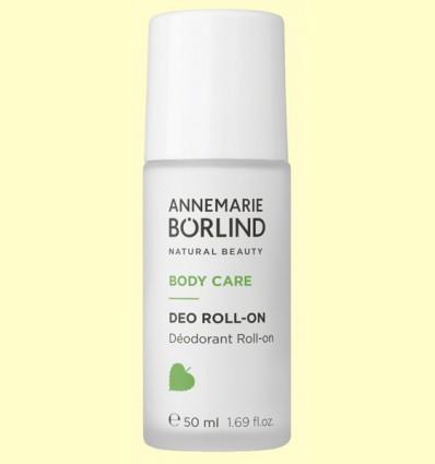 Body Care Desodorante Roll On - Anne Marie Börlind - 50 ml