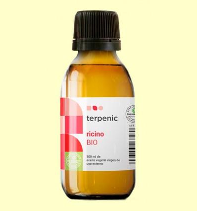 Aceite Vegetal de Ricino Virgen Bio - Terpenic Labs - 100 ml
