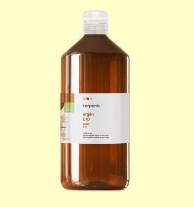Aceite de Argán Virgen Bio - Terpenic Labs - 1 litro