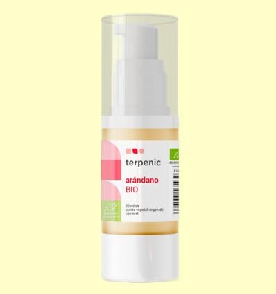 Aceite de Arándano Virgen Bio - Terpenic Labs - 30 ml
