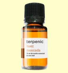 Nuez Moscada - Aceite Esencial - Terpenic Labs - 10 ml