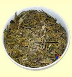 Té Verde ecológico - Bio - Lung Ching - El Mundo del Té - 100 gramos