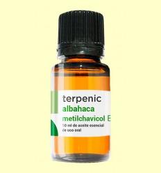 Albahaca - Aceite Esencial Bio - Terpenic Labs - 10 ml