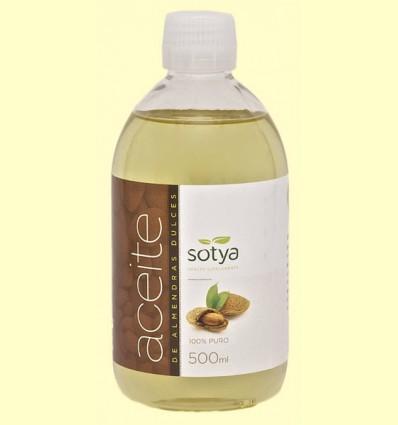 Aceite de Almendras - Sotya - 500 ml