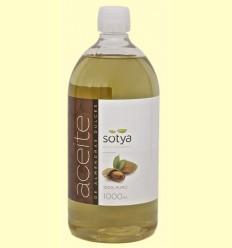 Aceite de Almendras - Sotya - 1 litro