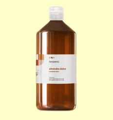 Aceite Vegetal de Almendra Dulce Virgen - Terpenic Labs - 1 litro
