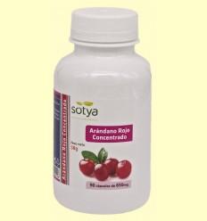 Arándano Rojo Concentrado - Sotya - 90 cápsulas