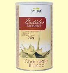 Batido Saciante sabor Chocolate Blanco - Sotya - 700 gramos