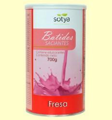 Batido Saciante Sabor Fresa - Sotya - 700 gramos