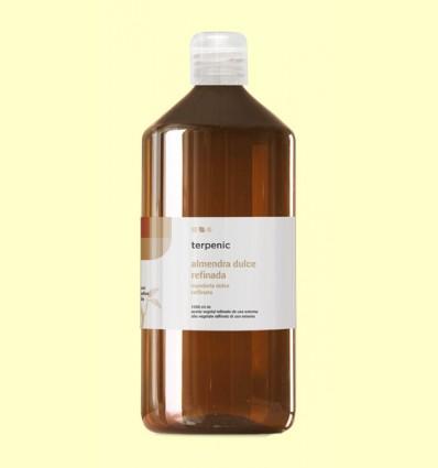 Aceite Vegetal de Almendra Dulce Refinado - Terpenic Labs - 1 litro