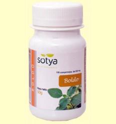 Boldo (Peumus boldus) - Sotya - 100 comprimidos