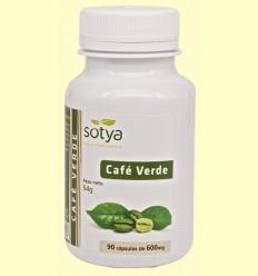Café Verde - Sotya - 90 cápsulas