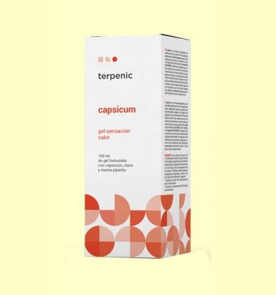 Capsicum Gel Calmante Sensación Calor - Terpenic Labs - 100 ml