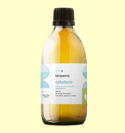 Celuderm Bio - Aceite - Terpenic Labs - 500 ml