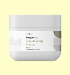 Cera Blanca de Abeja Convencional - Terpenic Labs - 100 gramos