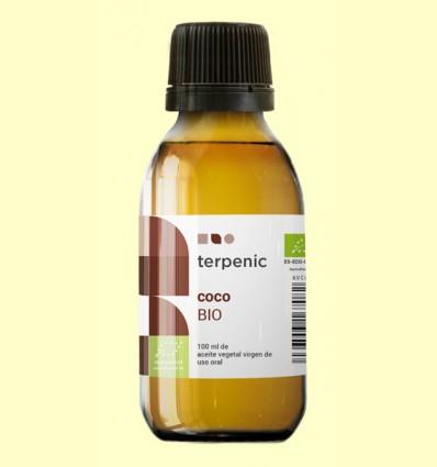 Aceite de Coco Virgen Bio - Terpenic Labs - 100 ml