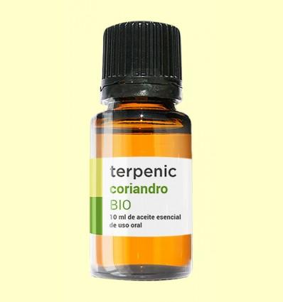 Coriandro - Cilantro - Aceite Esencial Bio - Terpenic Labs - 10 ml