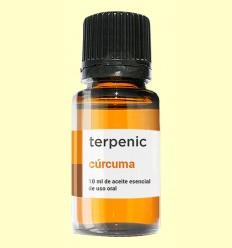 Cúrcuma - Aceite Esencial - Terpenic Labs - 10 ml
