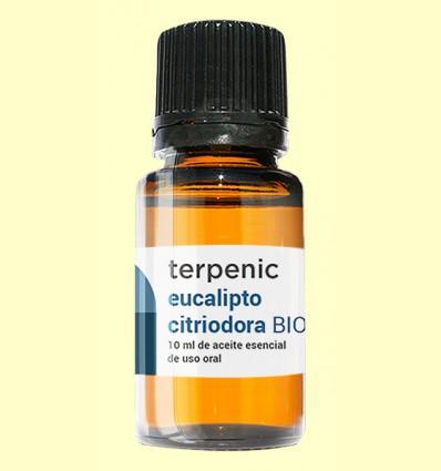 Eucalipto Citriodora - Aceite Esencial Bio - Terpenic Labs - 10 ml
