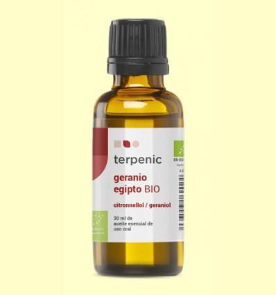 Geranio - Aceite Esencial Bio - Terpenic Labs - 30 ml