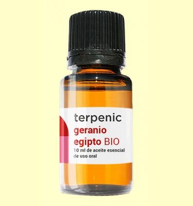 Geranio Bio - Aceite Esencial - Terpenic Labs - 10 ml