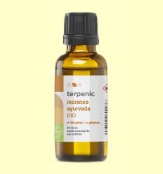 Incienso Ayurveda - Aceite Esencial Bio - Terpenic Labs - 30 ml