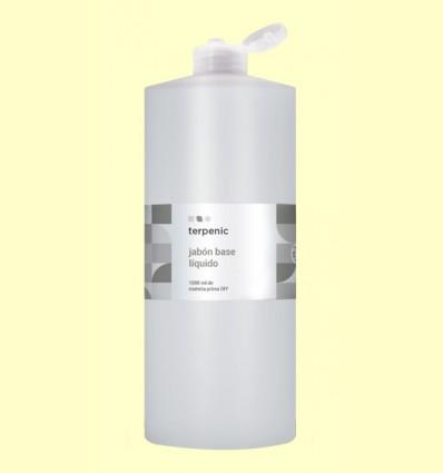 Jabón Base Neutro Líquido - Terpenic Labs - 1000 ml