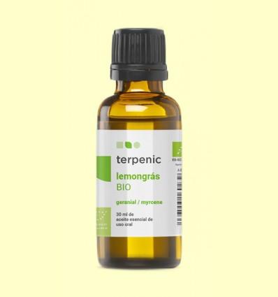 Lemongrás Bio - Aceite Esencial - Terpenic Labs - 30 ml