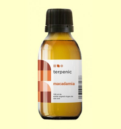 Aceite de Macadamia Virgen - Terpenic Labs - 100 ml