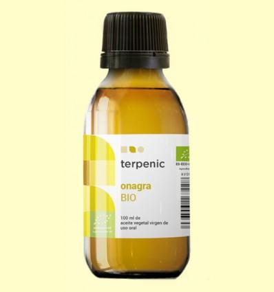 Onagra - Aceite Vegetal Virgen Bio - Terpenic Labs - 100 ml