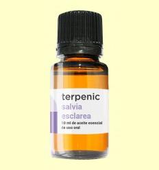 Salvia Esclarea - Aceite Esencial - Terpenic Labs - 10 ml