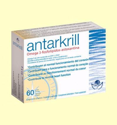 Antarkrill - Corazón y Ojos - Bioserum - 60 perlas